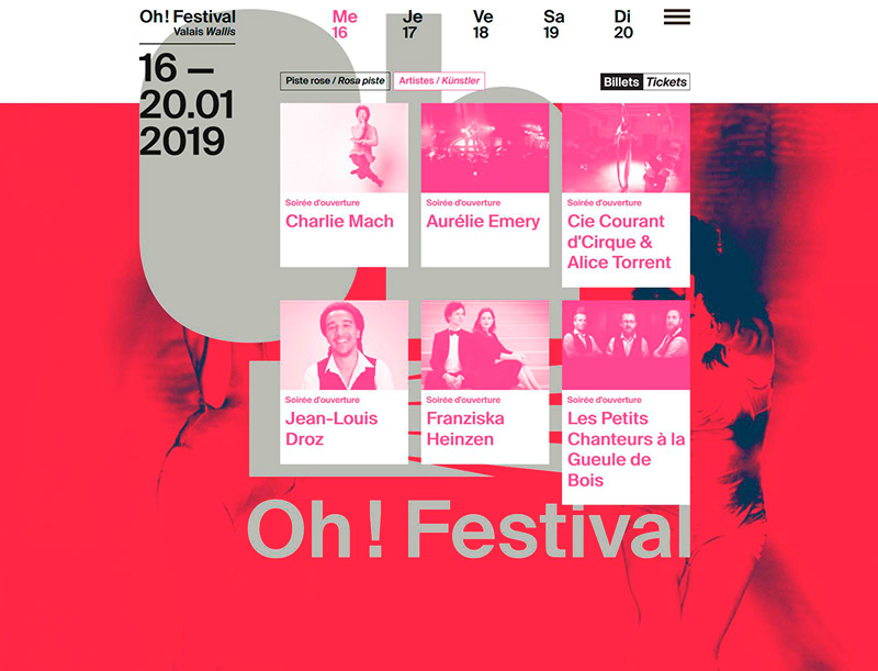OH ! Festival 2019